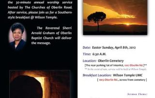 Sunrise-Service_Oberlin-Baptist-Church-Raleigh