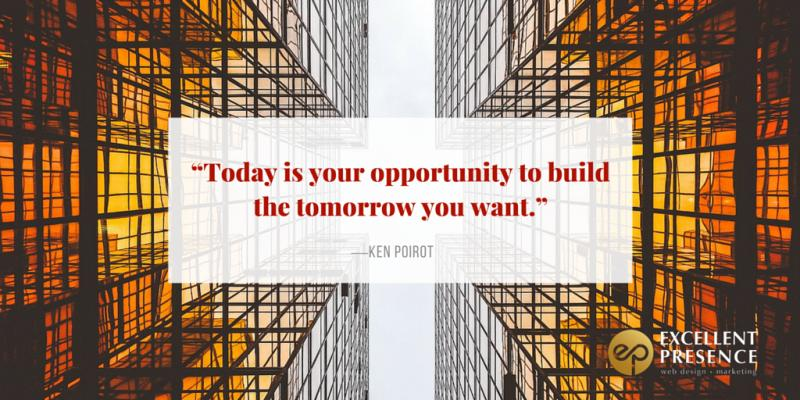 Inspirational Quote of the Day - OPPORTUNITY