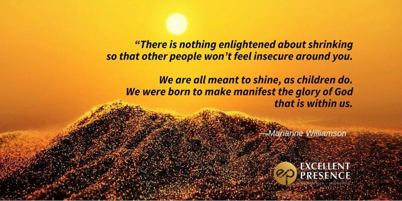 encouraging-quotes-words-of-encouragement-SHINE-MarianneWilliamsonquote005